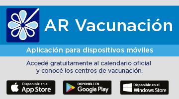 Aplicación de AR Vacunación